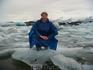 Несмотря на то, что с утра там накрапывал дождь и было довольно холодно, удовольствие мы все получили необыкновенное от посещения этого ледникового царства ...
