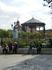 Музыкальный киоск на площади - тоже произведение искусства - его автор Martín Pastells, постройка 1898 года.