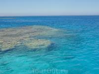 Коралловый остров в открытом море красота нереальная!