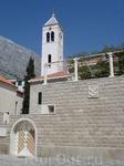 Башка Вода , Церковь Св.Николая