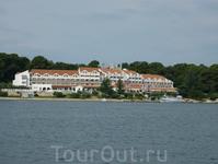 Отель на острове