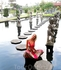 Тиртаганга - дворец из воды и скульптур . Индонезия, БАЛИ