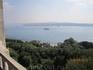 Вид на Босфор из дворца Топкапы