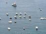 Тирренское море у берега Позитано
