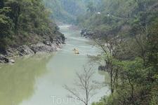 Рафтинг на реке Трисули