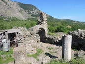 Алушта. Крепость Фуна