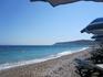Побережье Эгейского моря, Ялиссос.
