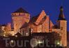 г. Штольберг, Германия, замок 17 века, около дома, где живёт моя сестра