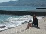 Ялта_море так и манило искупаться :)