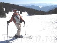 Горы,конечно,далеко не Альпы...,но все-равно хорошо!