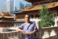 Шанхай. В буддийском храме.