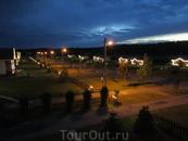 вечер в Терехунь