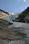Ледник Бриксдайл.