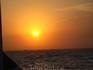 Карибский закат