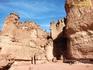 Соломоновы столбы в пустыне Арава.