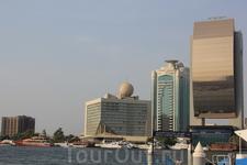 Дубай,набережная