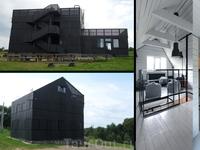 Основная идея - рассмотрение здания, как места, захваченного молодежью и используемого для поселения большой команды. Архитектурный характер стирается ...