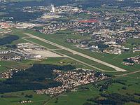 Аэропорт Зальцбург имени В. А. Моцарта