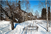 Ильинская церковь 1780г в селе Шустручей не выдержала тяжести бытия пять лет назад
