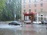 Пока мы добежали до отеля, начался самый настоящий летний ливень! Вода лилась просто стеной! зато воздух посвежел и чуть-чуть спала жара