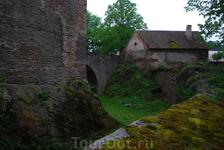 Замок-крепость Перштейн