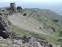 Акрополь Пергама.