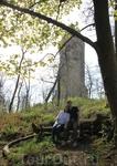 В тени очередных развалин Шотландии