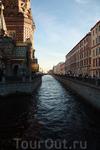 Канал Грибоедова. Спас на крови