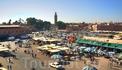 Марракеш, самая центральная площадь. Шоппинг-отрыв для наших спутниц. Пожалуй, самый приятный город среди имперских столиц, но шарма маленьких городков ...