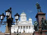 Главный собор Финляндии - Кафедральный и памятник российскому императору Александру II, поставленный как благодарность за признание финского языка государственным ...
