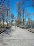 Улица Вильнюса или аллея Вильнюса (Вильняус аллея)..центральная туристическая тропа ))), ведущая к аквапарку. по вечерам там собирается много народу, поют ...