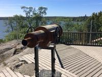 Упс, это Подгорная труба или телескоп?!
