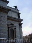 Выдающийся памятник позднего русского классицизма середины XIX века - Собор преподобного Исаакия Далматского.