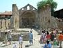 Римская базилика. Римляне тоже когда-то захватывали болгар.