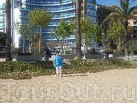 пляж в Калелле