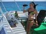 Прогулка по красному морю на яхте- с ветерком