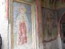 Кирилло-Белозерский монастырь. Более крупный масштаб росписей святых ворот