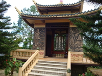 Храм в г.Далат