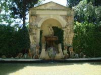 Бассейн в парке Пубола
