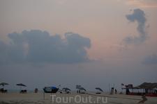 пляж Уторда