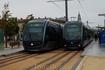 Скоростные трамваи в Бордо.