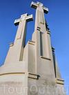 Фотография Три креста Вильнюса