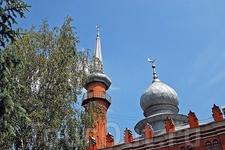 Мечеть в Нижнем