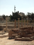 Римский амфитеатр(на стадии раскопок).