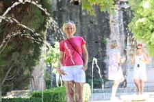 Сад дворца Хенералифе, Альгамбра