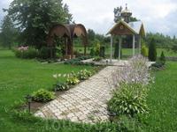 Николо-Косинский монастырь возле Старой Руссы