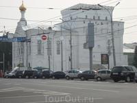 Власьевская башня.
