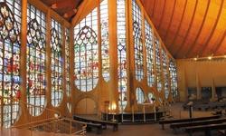 Руанская церковь Жанны д'Арк