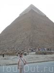 Изначально все пирамиды были оштукатурены, но после землетрясений и прошедших веков отделка обвалилась. Осталась только эта шапочка...
