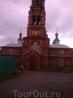 Церковь в русской глубинке